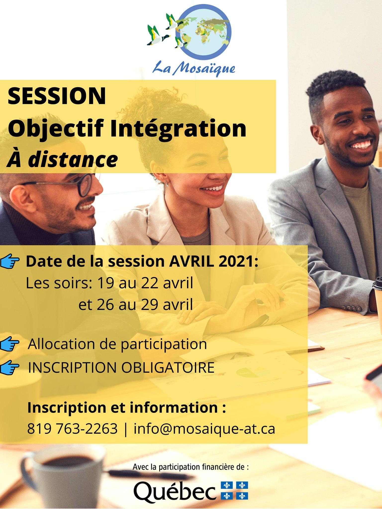 Objectif intégration